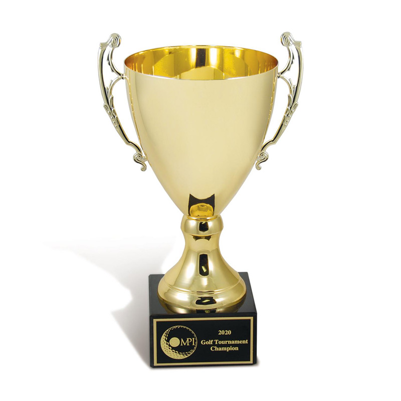 Metal Trophy Cup - Small