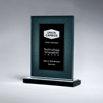 Crackle Stone Award - Small