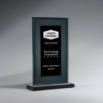 Crackle Stone Award - Large