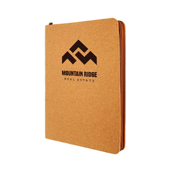 Zipper Cork Portfolio