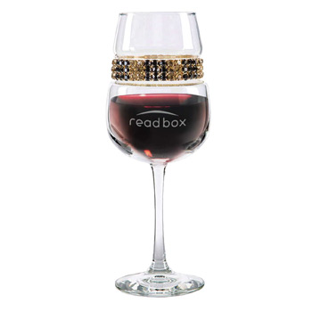 Footed Wine Glass Monte Carlo Bracelet