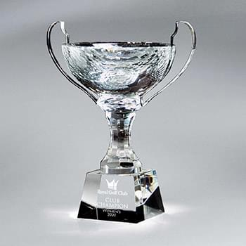 Crystal Loving Cup